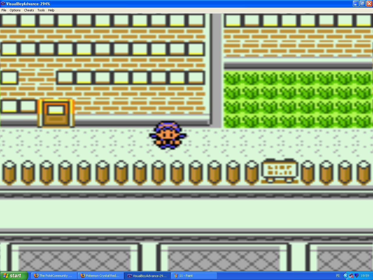 pokemon crystal emulator cheat codes