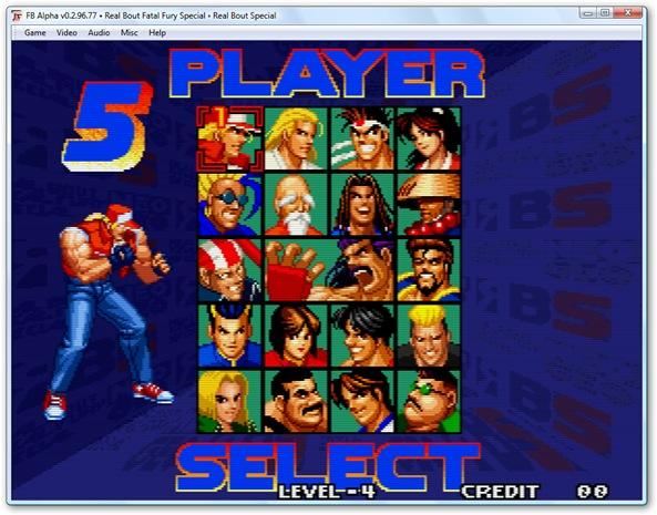 FB Alpha - Arcade - Final Burn Alpha Emulators - Zophar's Domain