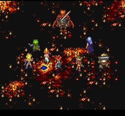 Chrono Trigger - Flames of Eternity - Chrono Trigger Hack
